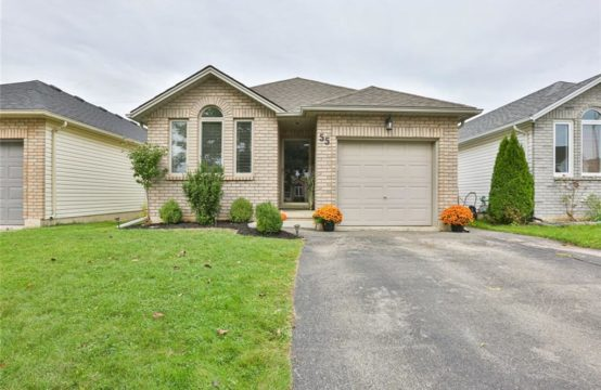 55 ANASTASIA Crescent, Brantford, ON N3P 2A9