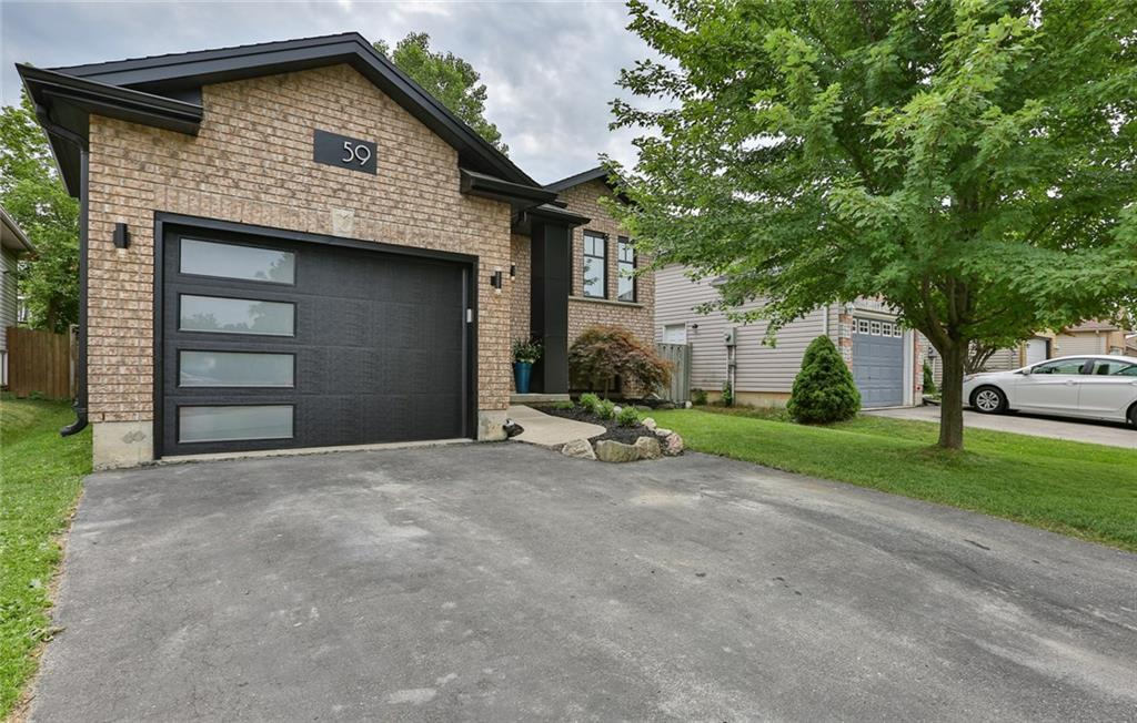 59 DONEGAL Drive, Brantford, ON N3T 6L2