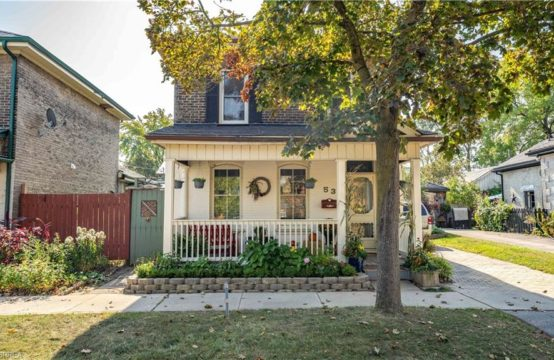 53 RICHMOND Street, Brantford, Ontario N3T 3Y4