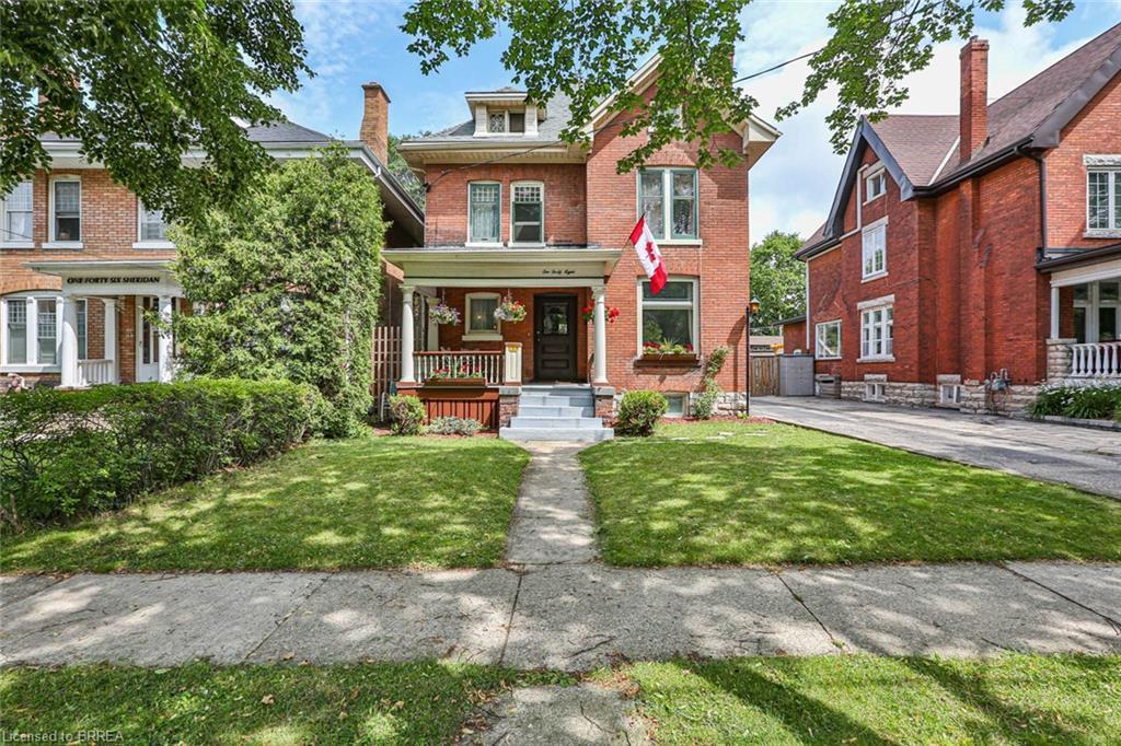 148 SHERIDAN St,  Brantford, Ontario N3S 4P6